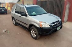Honda CR-V 2005 Automatic Silver for sale