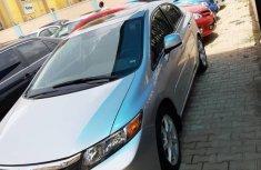 Honda Civic 2013 Silverfor sale