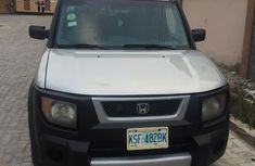 Honda Element 2005 LX Automatic Silver for sale
