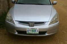 Honda Accord Automatic 2005 Silver for sale