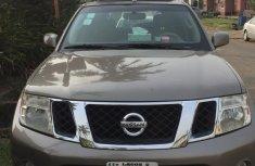 Nissan Pathfinder LE 4x4 2008 Gold for sale