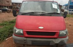 Ford Transit Manual Diesel 1999 Red for sale