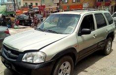 Almost brand new Mazda Tribute 2004for sale