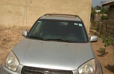 Toyota RAV4 Automatic 2004 Gray for sale