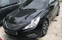 Toks Hyundai Sonata 2012 Black for sale