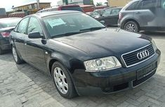 Audi A6 2002 Black for sale