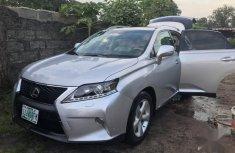 Lexus RX 2012 Silver for sale
