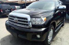 Toyota Sequoia 2012 Black for sale