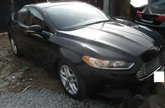 Ford Fusion 2016 Black for sale