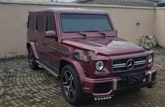2012 Mercedes-Benz G63 for sale in Lagos