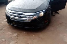 Ford Fusion 2010 Black for sale