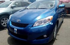 Toyota Matrix 2010 Blue for sale