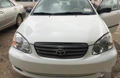 Toyota Corolla 2006 CE White for sale