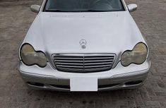 Mercedes-Benz C320 2002 Silver for sale