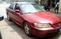 Honda Accord 2002for sale