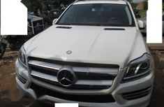 Mercedes-Benz CL450 2013 White for sale