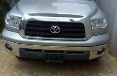 Toyota Tundra 2008 Gray for sale