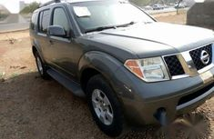 Nissan Pathfinder SE 2005 Gray for sale
