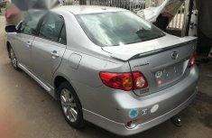 Toyota Corolla 2010 Silver for sale
