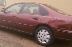 Honda Accord 1994 Red for sale