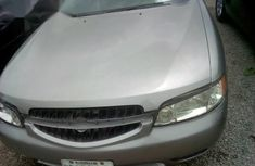 Nissan Altima 2002 Automatic Gray for sale