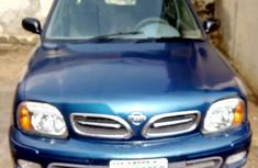 Nissan Micra 2000 Blue for sale