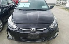 Hyundai Accent 2013 Black for sale