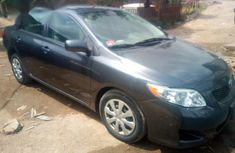 Toyota Corolla 2010 Gray for sale