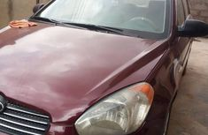 Hyundai Accent 2009 1.6 GLS HS Automatic Red for sale