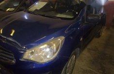 Mitsubishi Attrage 2014 Blue for sale
