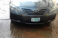 Clean Naija Used Toyota Camry 2008 Gray For Sale