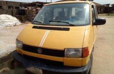 Volkswagen Transporter 1996 Yellow for sale
