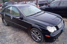 Mercedes-Benz 280E 2007 Black for sale