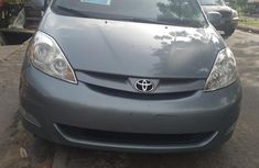Toyota Sienna XLE AWD 2008 Blue For Sale