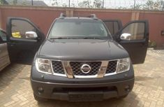 Nissan Frontier 2008 Black for sale