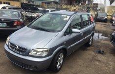Opel Zafira 2004 1.8 Gray for sale