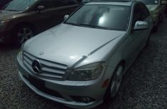 Mercedes-Benz C350 2008 Automatic Petrol Silver for sale