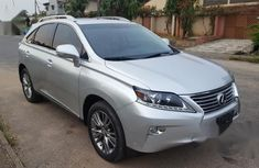 Lexus RX 350 AWD 2013 Silver for sale