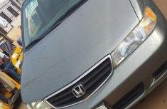 First body Honda Odyssey 2003 Gray for sale