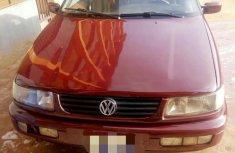 Volkswagen Passat 2002 1.8 Red for sale