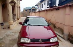 Volkswagen Golf 1996 Red for sale