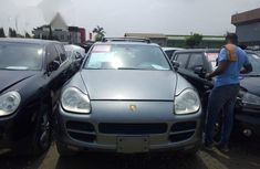 Porsche Cayenne 2003 Gray for sale