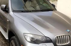 BMW X6 2010 ActiveHybrid Gray for sale