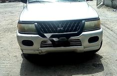2002 Mitsubishi Montero Silver for sale