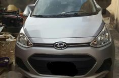 Hyundai i10 2015 Silver for sale