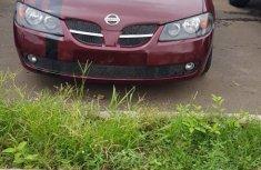 Nissan Almera 2004 Red