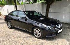 Toks Mercedes-Benz E300 2014 Black for sale