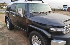 Toyota FJ Cruiser 4x4 Automatic 2009 Black for sale