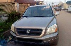 Honda Pilot 2003 Brown for sale
