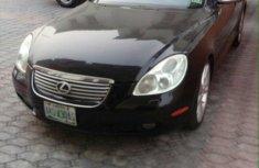 Lexus SC 2005 430 Convertible Blackfor sale 